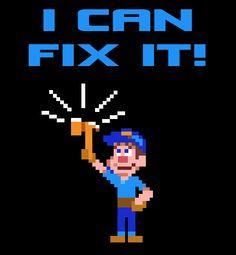 fix it felix