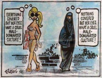modest comic